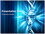 Free PPT Templates Download DNA