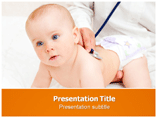 Pediatric PowerPoint Template Backgrounds