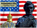 Abraham Lincoln Powerpoint Tempate