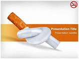 Anti Smoking Powerpoint Template