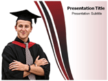 education powerpoint template - Higher-Education