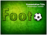 Football Sports Powerpoint Template