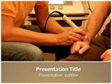 Laser Therapy Powerpoint Template