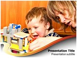 Education powerpoint themes - Child Development