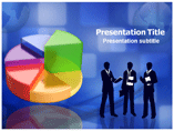 Business Profit PowerPoint Background