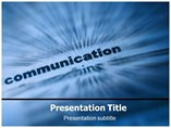 Powerpoint Template on Communication Skills
