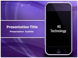 4G Technology ppt Template