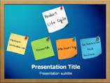 Product Lifecycle PowerPoint Theme