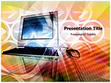 History Of Computer Powerpoint Template