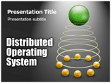 Distributed Operating System Powerpoint Template