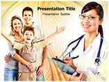 Personal Health PPT Template