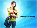 Education Management Powerpoint Template