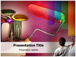 Nerolac Paint Powerpoint Templates