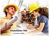 Engineering Career Powerpoint Templates