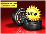Tyres Powerpoint (PPT) Template s