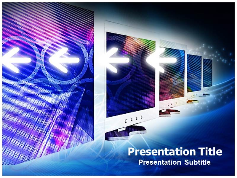 Computer Network Powerpoint (PPT)Templates