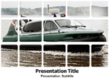 Air Cushion Vehicle Powerpoint (PPT) Templates