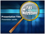 Fat Nutrition Powerpoint Template