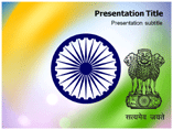 Indian Law Powerpoint Template