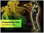 Michael Jackson Powerpoint Template