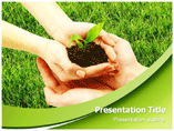 Plant And Soil Powerpoint Template