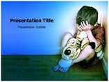 Child Abuse Powerpoint Template