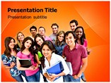 Educational Career Guidance Powerpoint Template