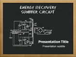 Energy Recovery Snubber Circuit Powerpoint Template