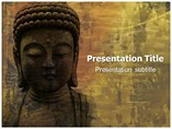Powerpoint Template on Buddhism Religion