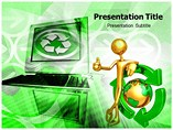 Green Computing Powerpoint Template