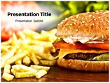 Fat Food Powerpoint Template