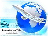 Global Travel Powerpoint Template