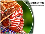 Aboriginal powerpoint template