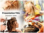 Hair Stylist Powerpoint Template