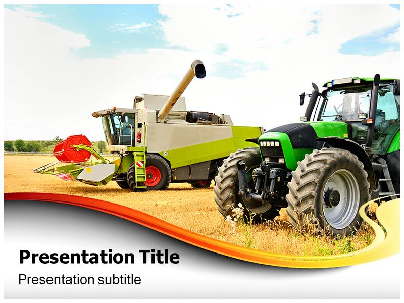 Agriculture Technology Powerpoint Template