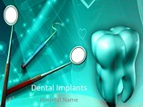 Medical powerpoint templates - Prospering Dentistry 