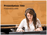 Music Education PPT Templates
