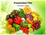 Nutrition Education PPT Templates