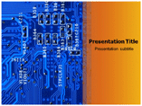 Circuit Board Powerpoint (PPT) Templates