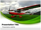 Aircraft Powerpoint (PPT) Templates