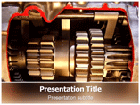 Automobile Gearbox Powerpoint (PPT) Templates