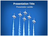 Air Force Portal Powerpoint Templates