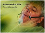Respiratory Diseases Powerpoint Templates