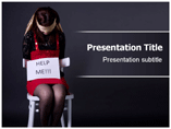 Hostage Powerpoint (PPT) Templates