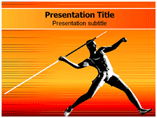 Javelin Games Powerpoint (PPT) Templates