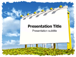 Advertising Template PowerPoint