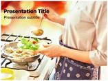 Cooking At Home Powerpoint Template