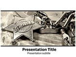 Law Enforcement Prohibition Powerpoint Template