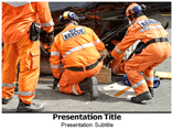 Rescue Powerpoint Templates