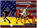 American Football league Powerpoint Templates